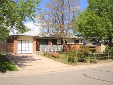 3227 Carson Street, Aurora, CO 80011 - #: 7485025
