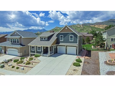 5680 VanTage Vista Drive, Colorado Springs, CO 80919 - MLS#: 7487001