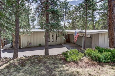 29454 Wild Rose Drive, Evergreen, CO 80439 - #: 7488256
