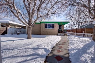 3944 Bryant Street, Denver, CO 80211 - #: 7492857