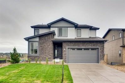 22521 E Hinsdale Avenue, Aurora, CO 80016 - MLS#: 7512934