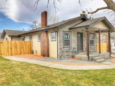 5075 Meade Street, Denver, CO 80221 - MLS#: 7517427