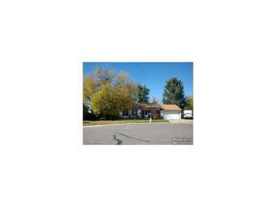 2439 Dodd Lane, Longmont, CO 80501 - MLS#: 7518567