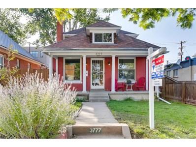 3777 Stuart Street, Denver, CO 80212 - MLS#: 7520088