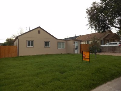 610 S Stuart Street, Denver, CO 80219 - MLS#: 7521765