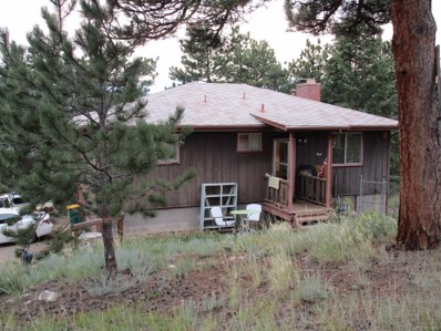 41 S Rainbow Crest Drive, Evergreen, CO 80439 - #: 7521900