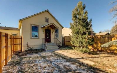 2704 Concord Street, Colorado Springs, CO 80907 - MLS#: 7527201