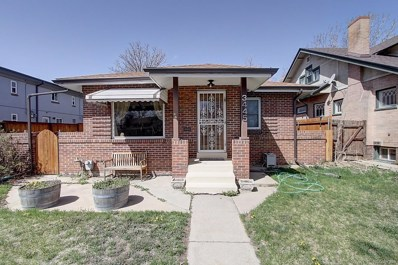 3445 Zuni Street, Denver, CO 80211 - MLS#: 7528161