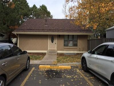 10193 E Peakview Avenue, Englewood, CO 80111 - MLS#: 7529705