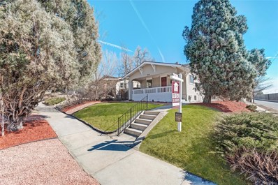 4804 Raleigh Street, Denver, CO 80212 - #: 7537817
