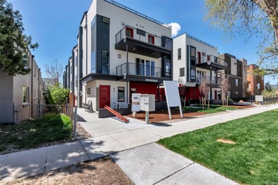 2816 W 26th Avenue UNIT 101, Denver, CO 80211 - MLS#: 7539238