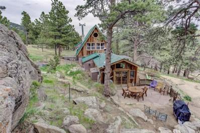 5218 Sunshine Canyon Drive, Boulder, CO 80302 - MLS#: 7540058