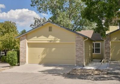 10289 W Fair Avenue UNIT A, Littleton, CO 80127 - #: 7540765