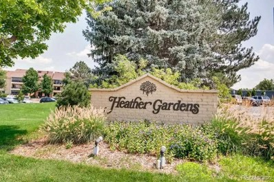 3022 S Wheeling Way UNIT 307, Aurora, CO 80014 - #: 7544534