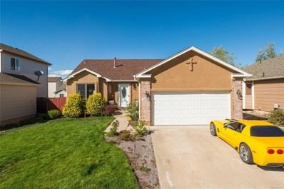 4820 Sea Eagle Drive, Colorado Springs, CO 80916 - MLS#: 7546421