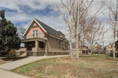 3395 W 30th Avenue, Denver, CO 80211 - MLS#: 7547488