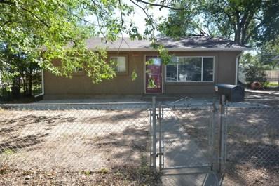1131 Norwood Avenue, Colorado Springs, CO 80905 - MLS#: 7549254
