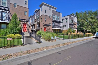 1331 Jackson Street, Denver, CO 80206 - MLS#: 7552184
