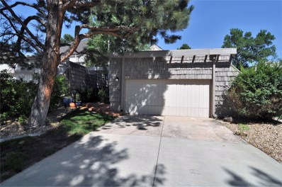2770 S Elmira Street UNIT 14, Denver, CO 80231 - #: 7552683