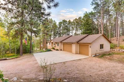 1155 Lone Scout Lookout, Monument, CO 80132 - MLS#: 7553251