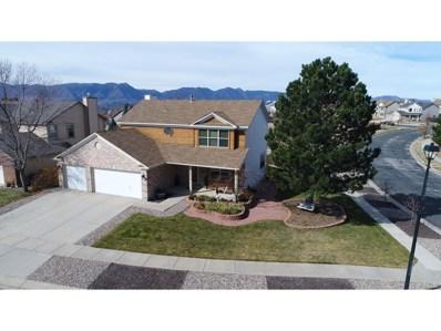 2605 Helmsdale Drive, Colorado Springs, CO 80920 - MLS#: 7553445