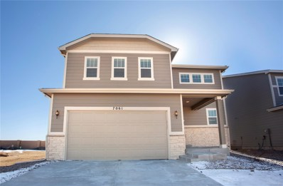 7061 Boreal Drive, Colorado Springs, CO 80915 - #: 7553718