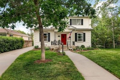 1348 Olive Street, Denver, CO 80220 - #: 7558494