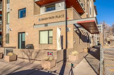 360 S Lafayette Street UNIT 102, Denver, CO 80209 - #: 7563171