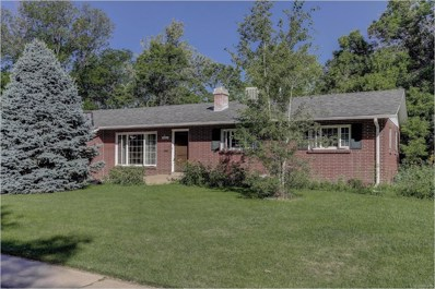 3659 S Glencoe Street, Denver, CO 80237 - MLS#: 7563689