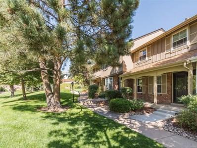7505 W Yale Avenue UNIT 1705, Denver, CO 80227 - MLS#: 7567599