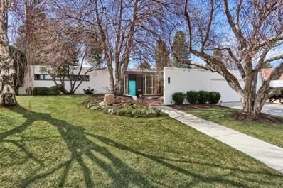 3660 E Dartmouth Avenue, Denver, CO 80210 - #: 7567945