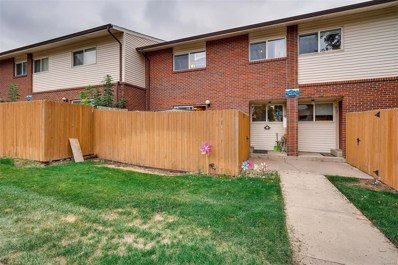 8079 Wolff Street UNIT C, Westminster, CO 80031 - MLS#: 7572910