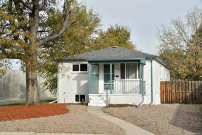 1790 S Adams Street, Denver, CO 80210 - MLS#: 7575290