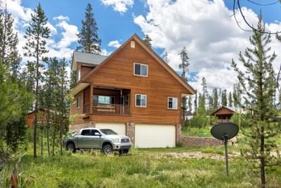 308 County Road 46, Grand Lake, CO 80447 - MLS#: 7579037