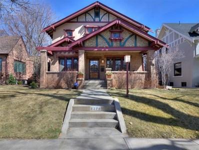 2270 Bellaire Street, Denver, CO 80207 - #: 7583218