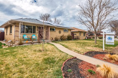 3585 Holly Street, Denver, CO 80207 - MLS#: 7583433
