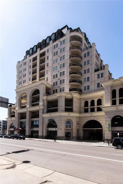 925 N Lincoln Street UNIT 5F-S, Denver, CO 80203 - MLS#: 7585238