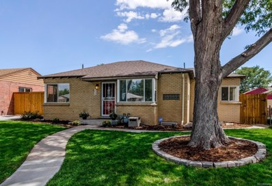 3530 Newport Street, Denver, CO 80207 - #: 7585952