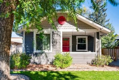 2408 Fenton Street, Edgewater, CO 80214 - MLS#: 7588415