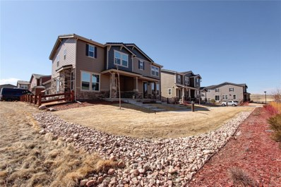 10128 Tall Oaks Street, Parker, CO 80134 - MLS#: 7590004