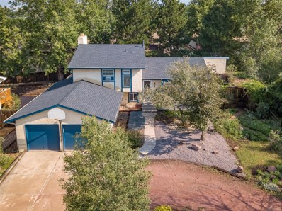 5050 N Splitrail Drive, Colorado Springs, CO 80917 - MLS#: 7590380