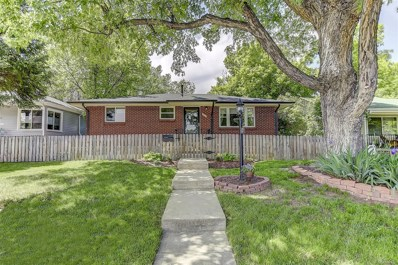 1171 Willow Street, Denver, CO 80220 - MLS#: 7592267