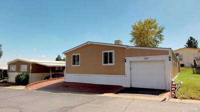 9850 Federal Boulevard UNIT 324, Federal Heights, CO 80260 - MLS#: 7593230