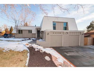 3378 Mowry Place, Westminster, CO 80031 - MLS#: 7594883