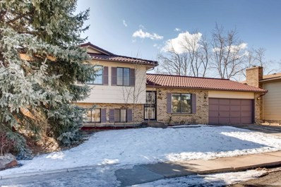 8944 W Stetson Place, Littleton, CO 80123 - #: 7596394