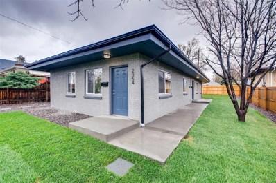 2354 S Cherokee Street, Denver, CO 80223 - #: 7599213