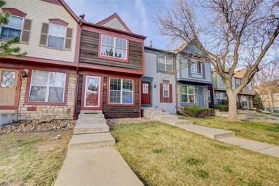 12053 E Tennessee Avenue, Aurora, CO 80012 - #: 7600291