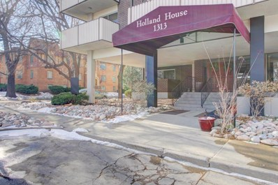 1313 Steele Street UNIT 603, Denver, CO 80206 - MLS#: 7602371