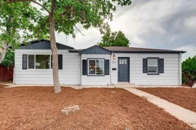 501 S Pecos Street, Denver, CO 80223 - MLS#: 7603979