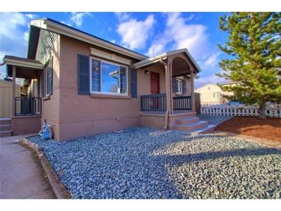 185 S Eliot Street, Denver, CO 80219 - MLS#: 7604922
